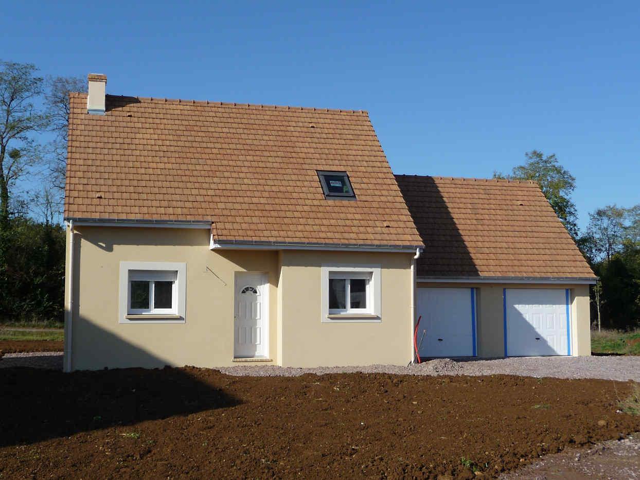 Maison avec garage accolé Résidences Caennaises