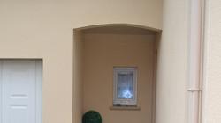 Détail fenêtre extérieur