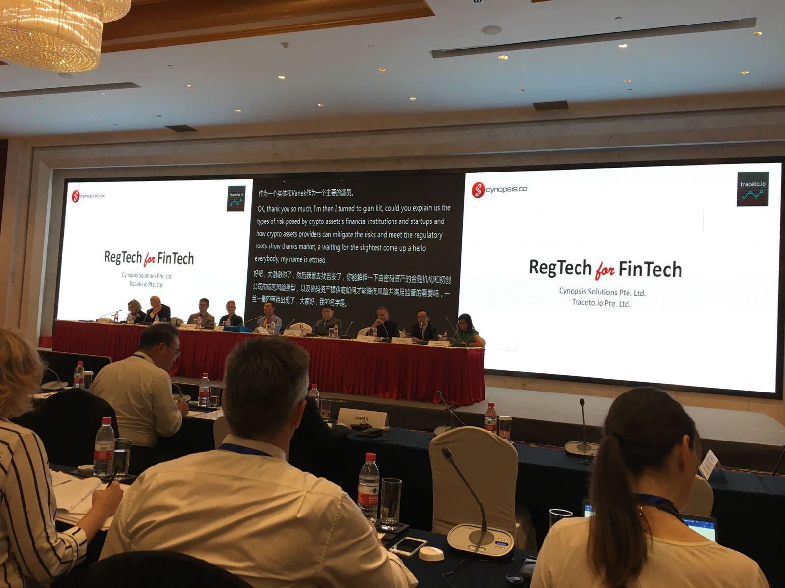 #RegTech for #FinTech