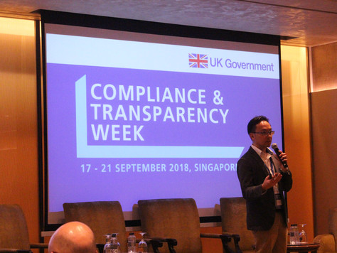 Cynopsis Solutions: British High Commission - Compliance and Transparency Week
