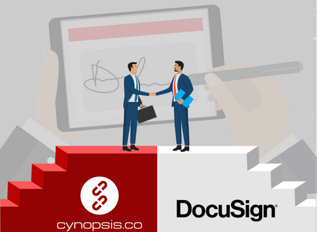 Introducing Cynopsis Latest Partner - DocuSign!