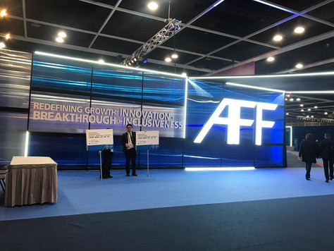 It's A Wrap At The 2020 Asian Financial Forum, Hong Kong!