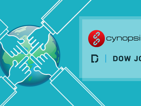 Cynopsis Solutions goes global with Dow Jones Risk & Compliance