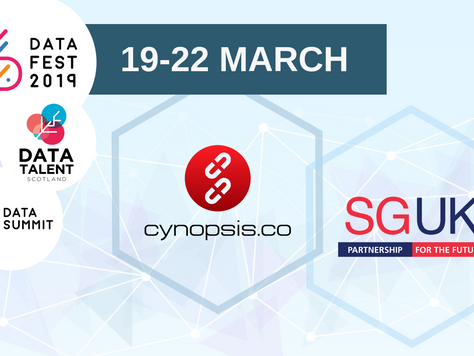 #SGUKpartnership: Cynopsis Solutions participates in DataFest2019