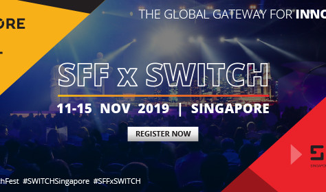 See You There At The SFF X SWITCH!