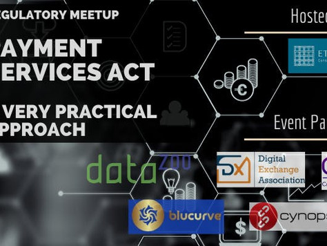 Partnering With Ethikom For The Upcoming Regulatory Meetup Focusing On The Payment Services Act