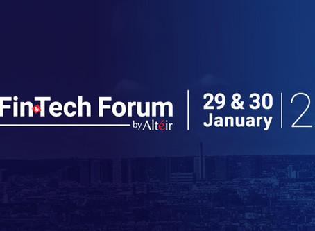 Cynopsis Solutions at Paris FinTech Forum