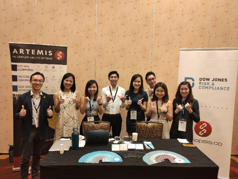 Another Rewarding Experience at the International Compliance Association's 2nd APAC Conference