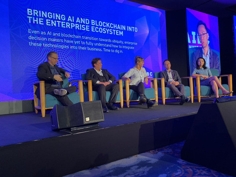 Concluding The Malta AI & Blockchain Summit 2019