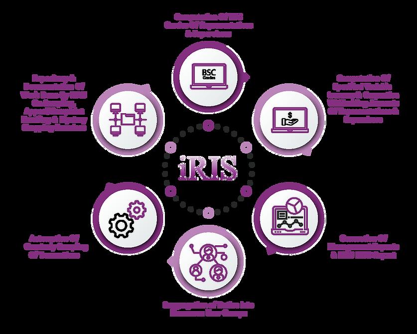 Key features of IRIS