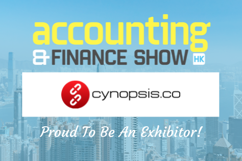 Team Cynopsis Wrap-up On The Accounting & Finance Show Hong Kong 2019