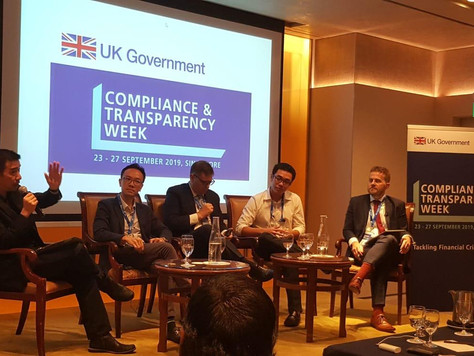 Understanding The UK Compliance Space At The Compliance & Transparency Week