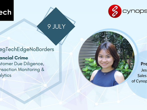 Join Us On #RegTechEdgeNoBorders Events By The RegTech Association