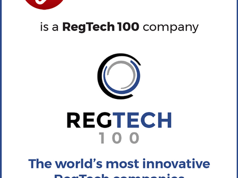 Cynopsis Solutions named as one of world's leading regulatory technology firms as RegTech 100 list i