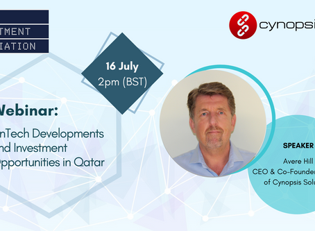 Avere Will Be Speaking At The FinTech Developments and Investment Opportunities in Qatar Event