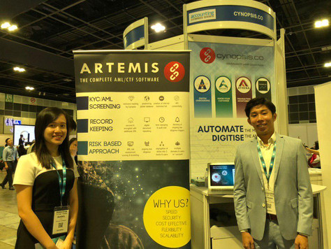 Wrapping Up On The Accounting & Finance Show Asia Event