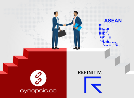 Deepening Our Collaboration With Refinitiv, Our Long-Standing Partner