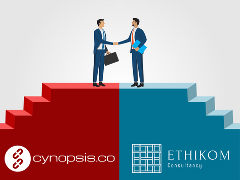 Introducing Cynopsis Solutions' Latest Partner - Ethikom Consultancy