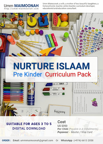Nurture-Islam-Pack-Advertisement.png