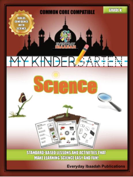 My Kindergarten Science, Ages 4-5