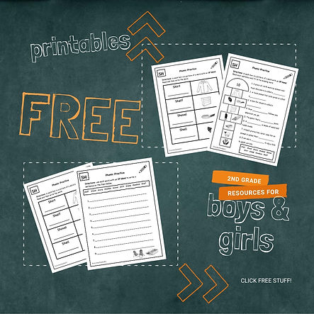 2nd Grade Phonics Web Advertisement_Apri