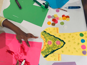 Easy Fashion Crafts for Girls, Ages 4-10