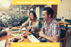 Fun & Tapas cotton