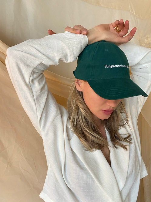 Casquette Sun protection is Self Love