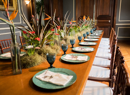 Escolha o formato certo de buffet para o seu casamento
