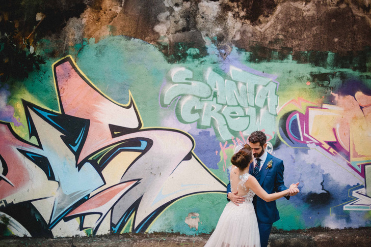 Casamento boho moderno