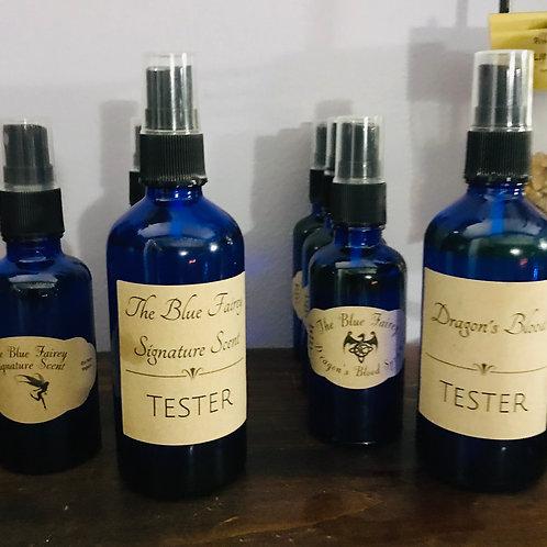 New magical sprays 2oz glass bottles