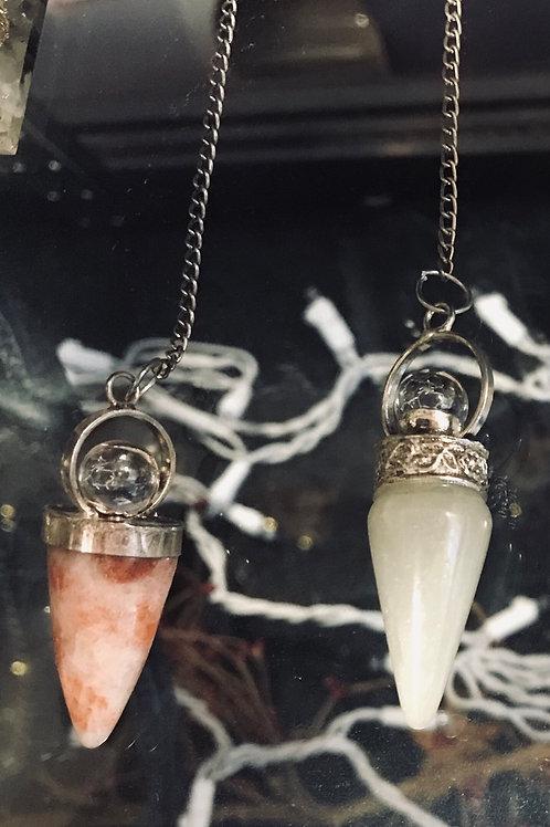 Crystal Ball Pendulum