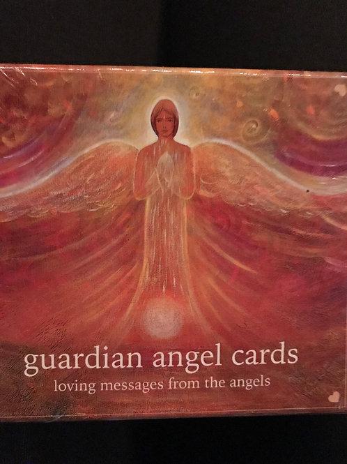 Guardian Angel Guidance Cards