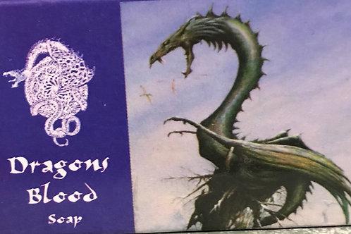 Dragons Blood Soap Bar