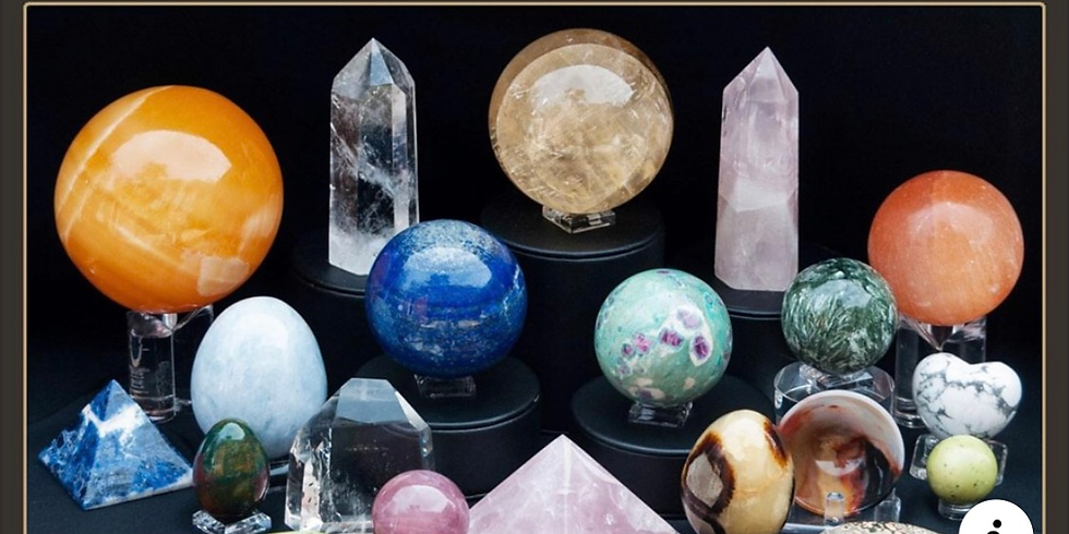 Crystals: physical, spiritual and emotional uses