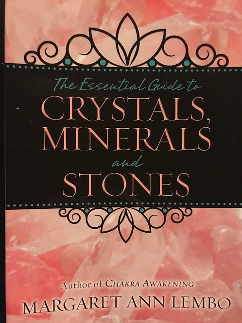 Encyclopedia of Crystals Minerals and Stones