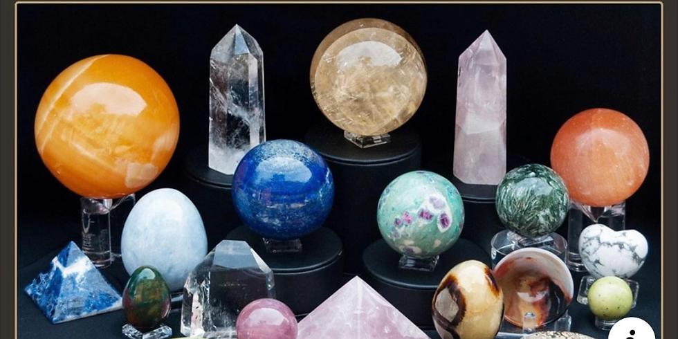 Talking Crystals