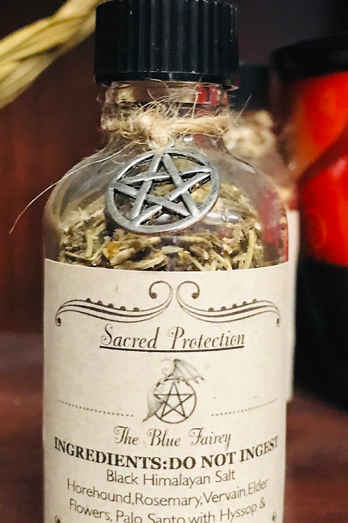 Sacred Protection Herbal Blend