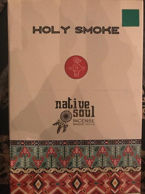 Holy Smoke 15gr 12pk