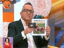 TV presenter Manuel Luís Goucha