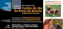 Setúbal book launch flyer