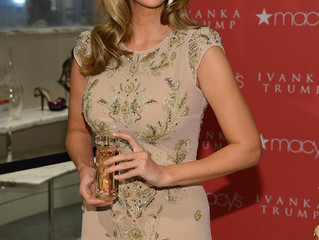 Ivanka Trump Launches New Lingerie Line