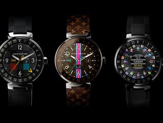 Introducing Louis Vuitton's Sleek New Smartwatch