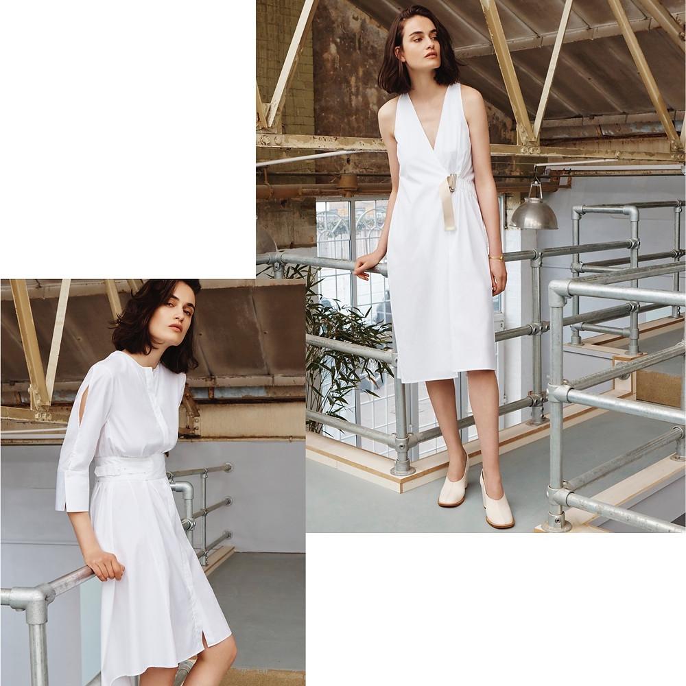 White Designer Fashions