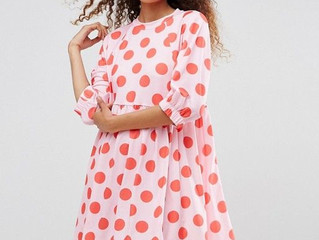 Polka Dots: Back in Fashion