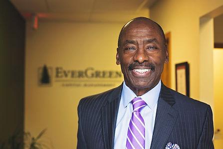 Michael L. Green, President evergreen, investment advisor, porfolio manager