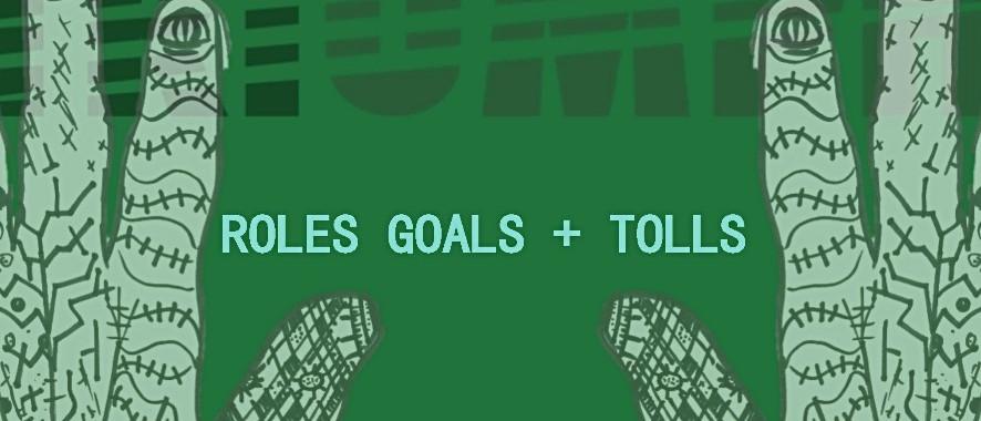 Podcast Episode 2.1 ROLES GOALS + TOLLS