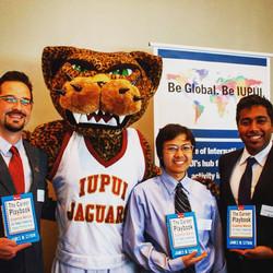 IUPUI graduates