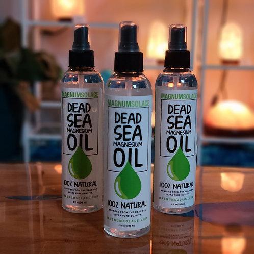Magnesium Dead Sea Oil Spray