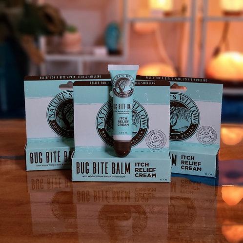 Bug Bite Balm: Itch Relief Cream